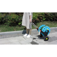 water spray nozzle and Portable storage hose and Portable garden hose cart