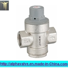 Brass Pressure Reducing Valve with Plastic Cap