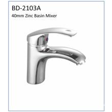 Bd2103A Zinc Single Lever Basin Faucet 40mm