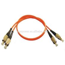LC SC FC MU MTP MPO MTRJ om3 om4 оптоволоконный патч-корд, оптоволоконные кабели для кабельных трасс OEM фабрика