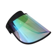 weibliche lange Linse Sonnenblende Hut UV-Schutz