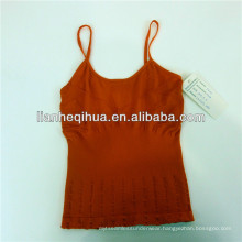 bulk sexy ladies seamless camisole tops