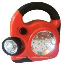 Lumière de travail à LED d'urgence à rotation multifonction avec aimant pour inspection (WL-1050)