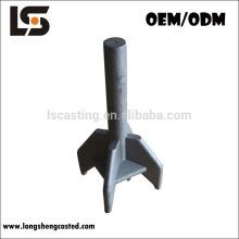 Porte hinger porte de la partie de moulage sous pression en aluminium Fabricant