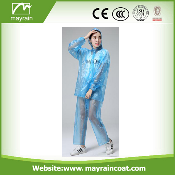 Rain Cape Jacket and Pant