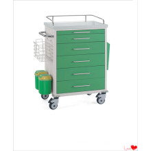 Deluxe Medical Anesthesia Cart