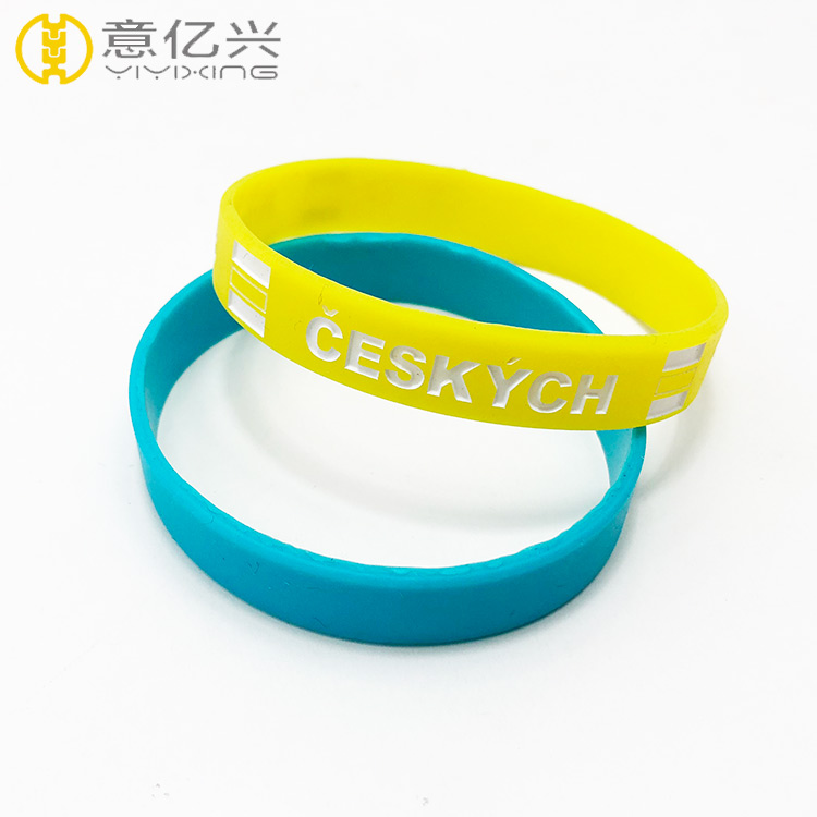 Custom Silicon Wrist Band