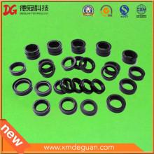 China Piezas de automóviles de inyección de silicona de plástico anillo de goma de sello