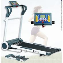 Cinta andadora motorizada plegable mini; Equipo de fitness caminadora (UJK-3901)