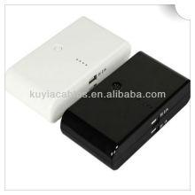 Carregador de bateria externo 20000mAh Banco de energia USB para iPhone / ipad mini