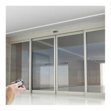 New design heavy duty commercial automatic door glass sliding door operator