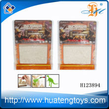 Neuheit heißes Verkauf Plastikgraben-Dinosaurierfossilienspielzeug für Kinder H123894