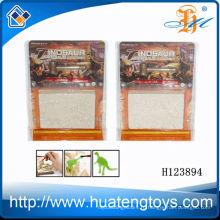 Игрушка окаменелостей динозавра новизны горячая пластичная для малышей H123894