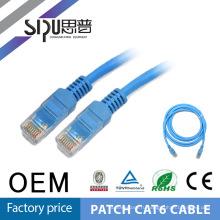 SIPU творческие кабель новой патентной защиты 4 пар 1 м 2 м 3m 5m utp cat5e cat6 чисто медные патч-корд
