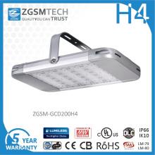 IP66 imperméabilisent la lumière linéaire élevée de baie de 200W LED
