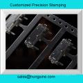 Pièces d'estampage métallique en acier inoxydable de précision