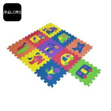 Non Toxic EVA Vehicle Educational Children toy mats