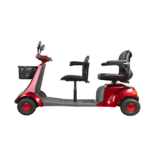 Luxury High-end Front and rear seat scooter
