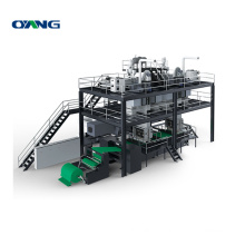 High Speed PP Non Woven Fabric Production Line, Wholesale PP Non Woven Fabric Making Machine