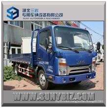 3t 4t 5t JAC 4X2 Rhd Lorry Light Cargo Truck