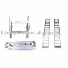 ATV aluminium loading ramp