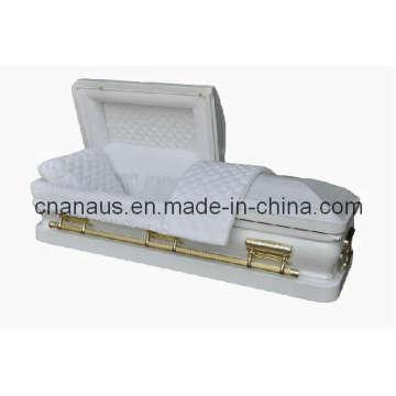 Us Style 18ga Steel Casket (18H2065-G2)