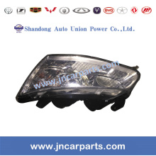 Geely Emgrand Pièces Lampe frontale L1067001211