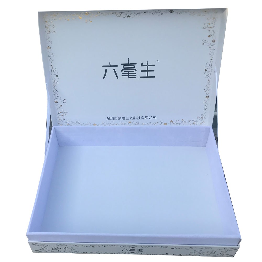 Gray Board Surface Paper Box