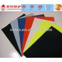 frecotex finishing flame retardant and anti-static fabric