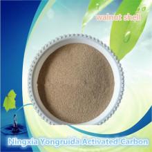 Good polishing abrasive material walnut shell