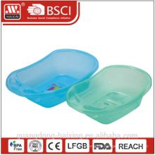 Baignoire bébé en plastique populaires / baignoire bébé en plastique