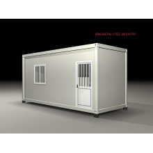 Q235 Carbon Steel Container House Warehouse Price