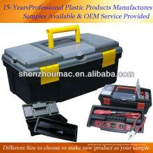 Moldes de plástico / molde de caixa de ferramentas / molde de balde / molde de crate / molde prefrom / todos os tipos de molde