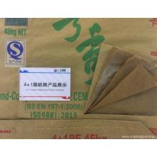 Zementverpackungsbeutel Feuchtigkeitsbeständig