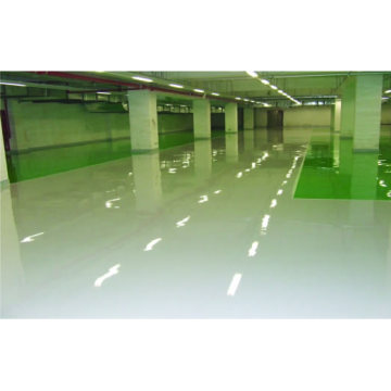 Tinggi gloss epoxy self-leveling floor