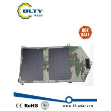 7W cargador solar plegable para el teléfono móvil