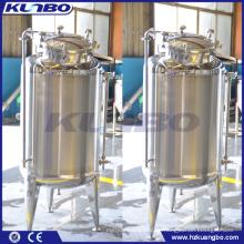 KUNBO Stainless Steel Single Layer Bright Beer Tanks Barrel