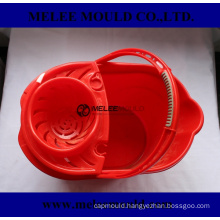 Plastic Commodity Mop Bucket with Wringer Mould