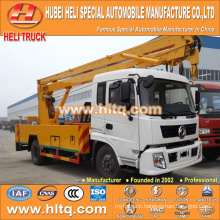 DONGFENG 4x2 aerial work truck 22m 190HP hot sale