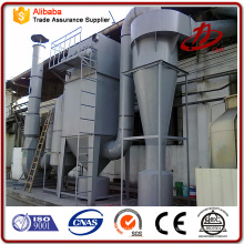 Coletor de poeira de ciclone de metalurgia eficiente