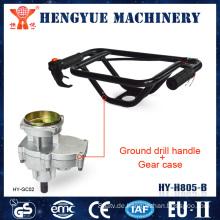 Ground Drill Griff und Getriebegehäuse mit CE