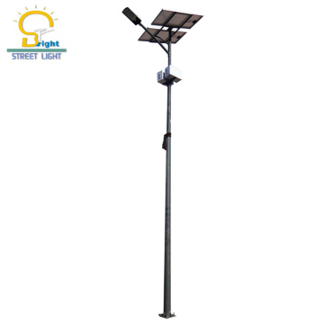 Jualan panas Galvanized solar solar 80W led light