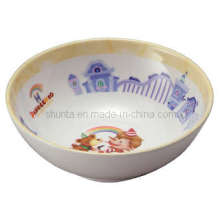 100%Melamine Dinnerware-Kid′s Salad Bowl (pH776)