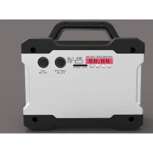 wholesale DC 12V plastic solar home system for mobile phone charger & led lighting supplier