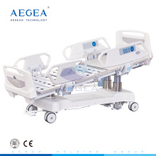 AG-BR002C NEW seven function with x-ray function icu electric transfer tilting hospital bed price