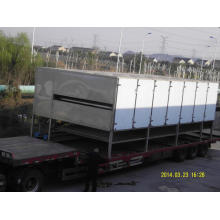 Apple Chips Stainless Steel Conveyor Dryer