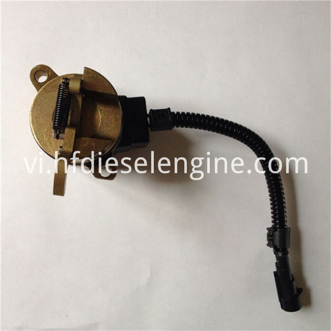 engine stop solenoid (2)