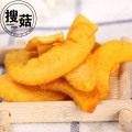 FD fruit&Vegetable peach Chips FD Yellow peach chips