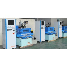 Low price CNC wire cut edm machine