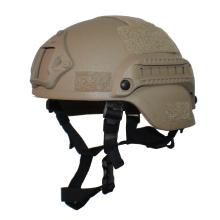 Ballistic Helmet/Mich Fast Helmet Side Rail